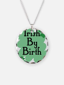 Irish by Birth Necklace