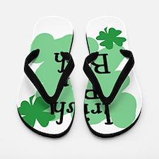 Irish by Birth Flip Flops