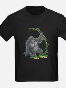 SKATEBOARD GORILLA T-Shirt