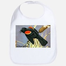 Red-Winged Blackbird Bird Bib