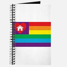Pride Family Flag Journal