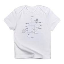 location relation Infant T-Shirt