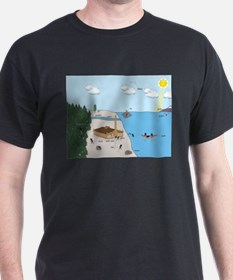 shore-based directionals T-Shirt