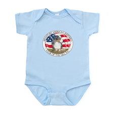 MASCUSA Logo Infant Bodysuit