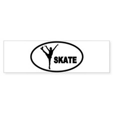 SKATE3 Bumper Bumper Sticker
