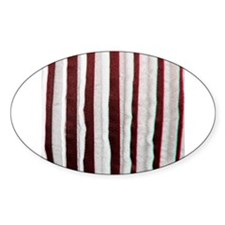 Distressed Stripes Decal