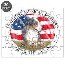 MASCUSA Logo Puzzle