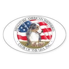 MASCUSA Logo Bumper Stickers