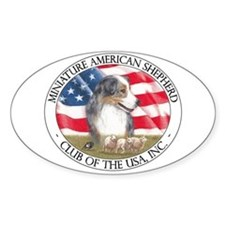 MASCUSA Logo Decal