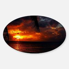 Wonderful Sunset Decal