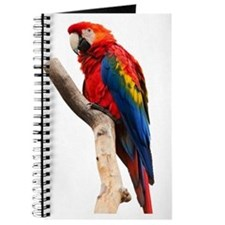 Red Ara Bird Journal