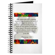 autism aspergers Journal