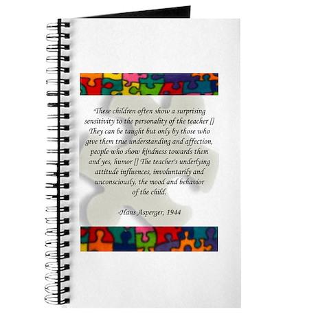 autism aspergers Journal