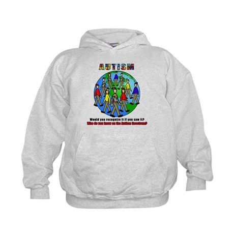 Would You Recognize Kids Hoodie