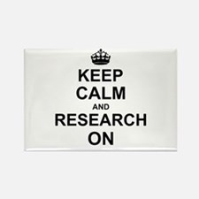 Keep Calm and Research on Magnets
