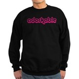 Adorkable Sweatshirt (dark)