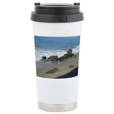 Ocean view at Orange Co Travel Mug