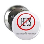 "No HFCS 2.25"" Button (10 pack)"