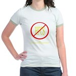 No HFCS Jr. Ringer T-Shirt