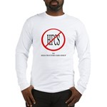 No HFCS Long Sleeve T-Shirt