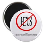 "No HFCS 2.25"" Magnet (10 pack)"