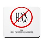 No HFCS Mousepad