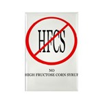No HFCS Rectangle Magnet (10 pack)