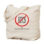 No HFCS Tote Bag