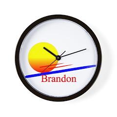 Brandon Wall Clock
