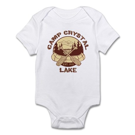 Camp Crystal Lake Infant Bodysuit