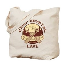 Camp Crystal Lake Tote Bag