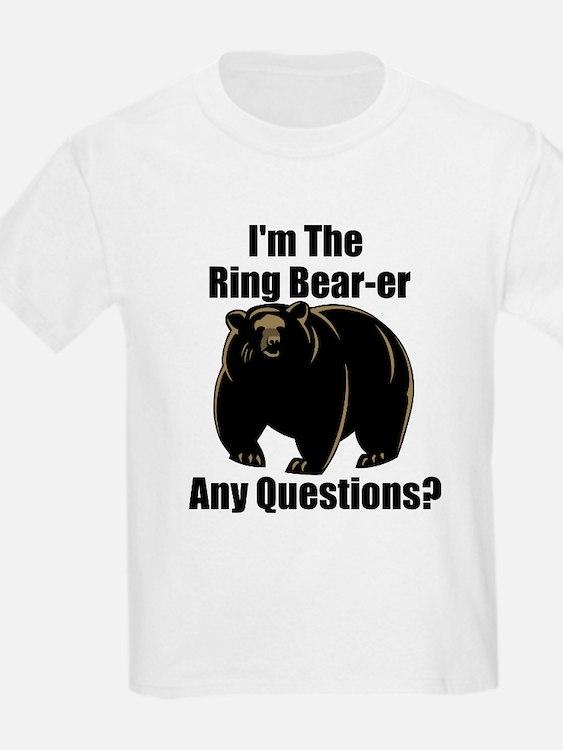 Im The Ring Bearer T-Shirt