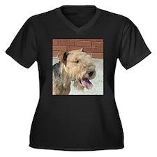 lakeland terrier Plus Size T-Shirt