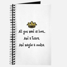 Love And A Cookie Journal