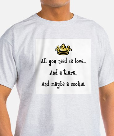 Love and a Cookie T-Shirt