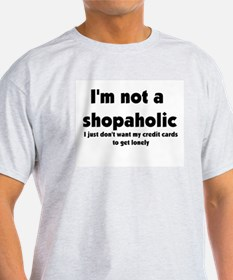 Shopacholic T-Shirt