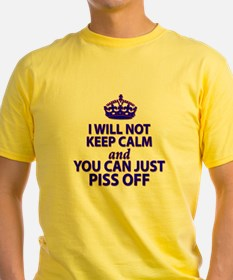 I will not keep calm T