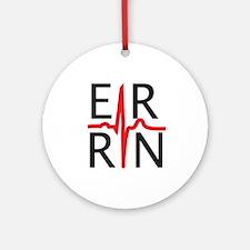 ER RN Ornament (Round)
