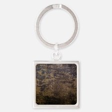 Rusted fabric texture Keychains
