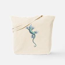 Hang On Gecko Tote Bag
