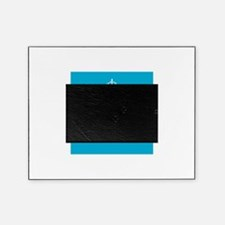 Keep Calm and Swim on Picture Frame
