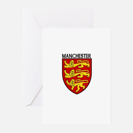 Manchester, England Greeting Cards (Pk of 10)