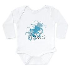 Aloha Floral Body Suit