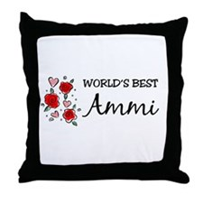 WB Mom [Urdu] Throw Pillow