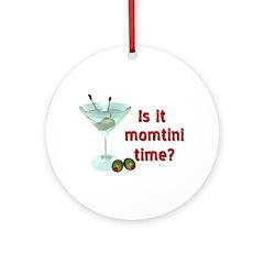 Momtini Ornament (Round)