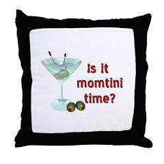 Momtini Throw Pillow