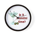 Momtini Wall Clock