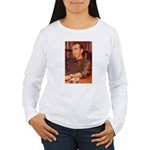 Paul Yaeger Architect Women's Long Sleeve T-Shirt