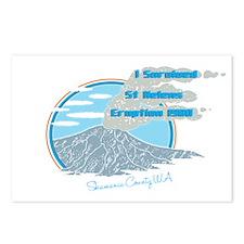 I Survived St Helens Postcards (Package of 8)