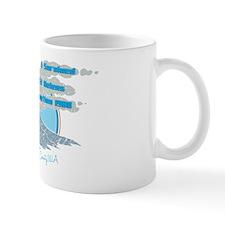 I Survived St Helens Mug